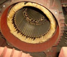Induction motor a n enterprises for Linear induction motor winding